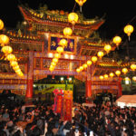 横浜中華街 カウントダウン!中国舞踊、獅子舞、爆竹で盛り上がる媽祖廟と関帝廟の年越しイベント