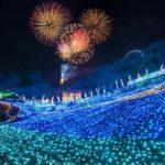 関東最大のイルミネーション、相模湖イルミリオン・年越しカウントダウンイベント!花火や餅つき、年越しそばもあり