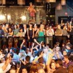 アメリカロサンゼルス・ハリウッドのナイトクラブでカウントダウンパーティーは映画やファッションモデルのようにおしゃれ!