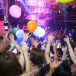 大阪のクラブ「G2」でカウントダウンイベントに参加! / 「アイドリング!!!」アイドルとカウントダウンライブ