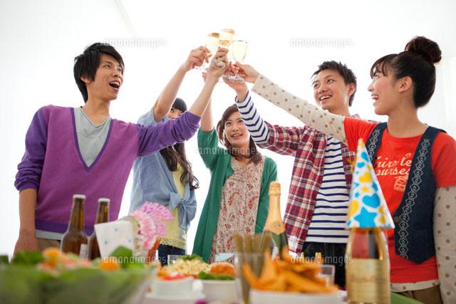 東京パーティー情報のイメージ