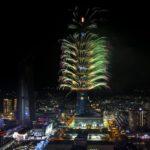 台北101タワーカウントダウン花火は台湾好きなら行っておきたいオススメイベント!