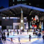 赤坂サカスTBSのスケートリンクでカウントダウンイベント体験談
